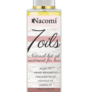 Nacomi - Hair Mask - 7 Oils Mask for Oiling Hair - 100ml