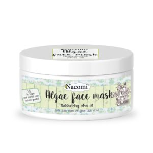 Nacomi - Algae Face Mask - Moisturizing Olive Oil - Vegan - 42g