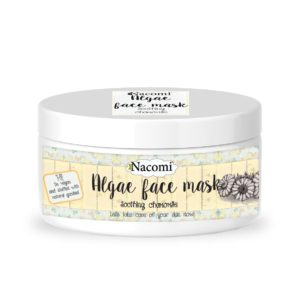 Nacomi - Algae Face Mask - Soothing Chamomile - Vegan - 42g