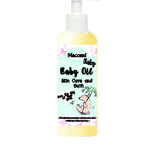 Nacomi - Baby Oil - Skin Care Extracts And Oils - 130ml