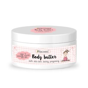 Nacomi - Body Butter - Safe Skin Care During Pregnancy - 100ml