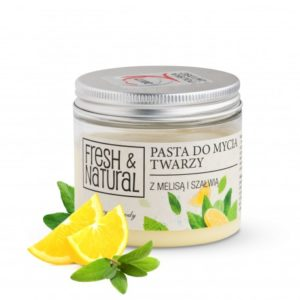 Fresh&Natural - Face wash paste