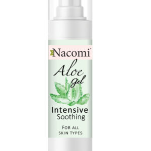Nacomi - Aloe Face Gel Serum - Intensive Soothing - 50ml