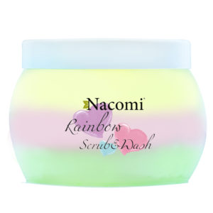 Nacomi - Scrub&Wash - Rainbow Refreshing Watermelon Foam - 200ml