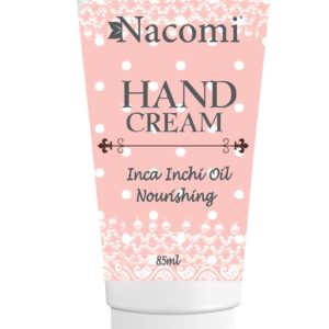 Nacomi - Hand Cream - Inca Inci Oil - Nourishing - Vegan - 85ml