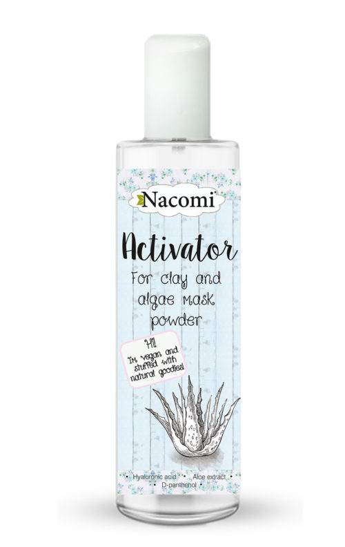 Nacomi - Activator For Clays And Algae Face Mask - 250ml