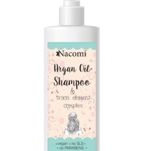Nacomi - Shampoo - Argan Oil - Vegan - 250ml
