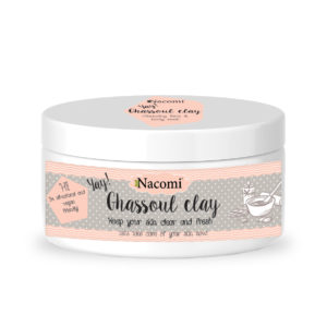 Nacomi - Ghassoul Clay - Vegan - 94g