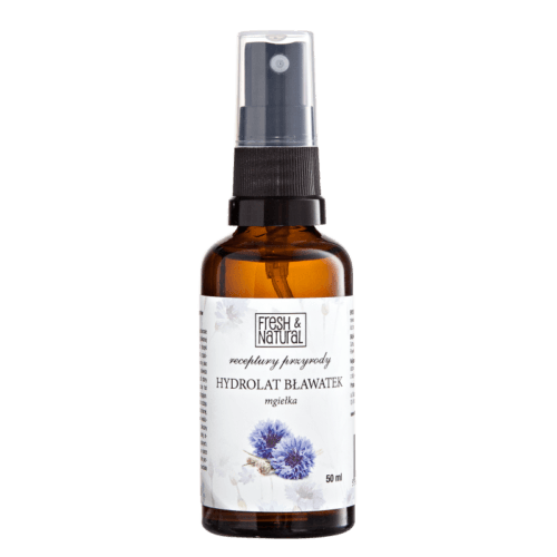 Fresh&Natural - Cornflower Flower Water - Mist - 50ml