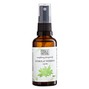 Fresh&Natural - Lemon Verbena Flower Water - Mist - 50ml