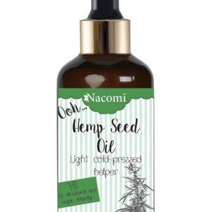Nacomi - Hemp Seed Oil - 50ml