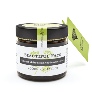 Make Me Bio - Face Cream - Beautiful Face - Acne, combination skin - 60ml