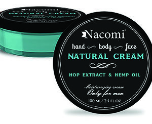 Nacomi - Natural Moisturizing Cream - For Men - 100ml