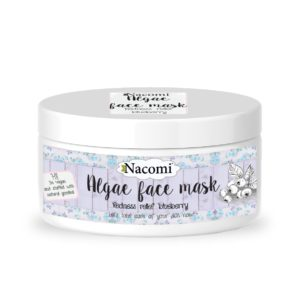 Nacomi - Algae Face Mask - Redness Relief Blueberry - 42g