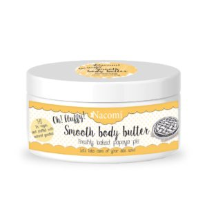 Nacomi - Smooth Body Butter - Freshly Baked Papaya Pie - 100ml