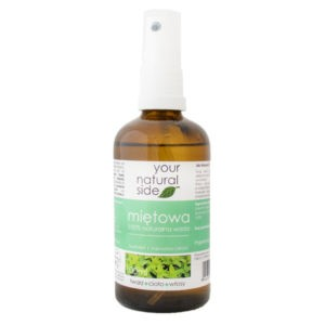 Your Natural Side - Peppermint Flower Water - 100ml