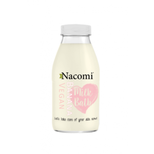 Nacomi - Bath Milk - Banana - 300ml - Vegan