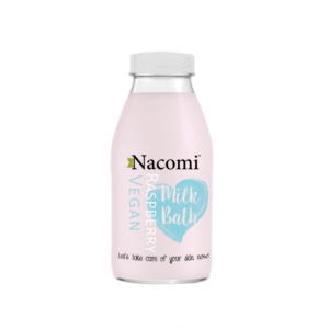 Nacomi - Bath Milk - Raspberry - 300ml - Vegan