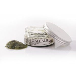 Fresh&Natural - Salt Body Scrub - Algae - 250g