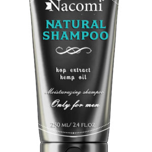 Nacomi - Natural Shampoo - For Men - 250ml