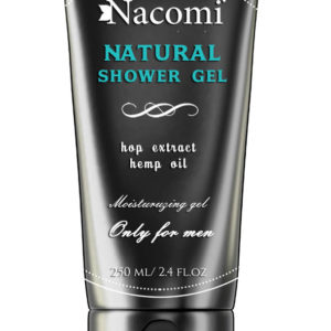 Nacomi - Shower Gel - For Men - 250ml