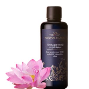 Natural Secrets - Brightening Treatment - Tonic with Lactobionic Acid 10% - 100ml