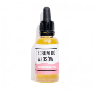 Cztery Szpaki - Serum for medium porosity hair - 30ml