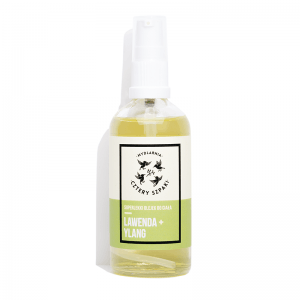 Cztery Szpaki Super Light Body Oil Lavender, Ylang